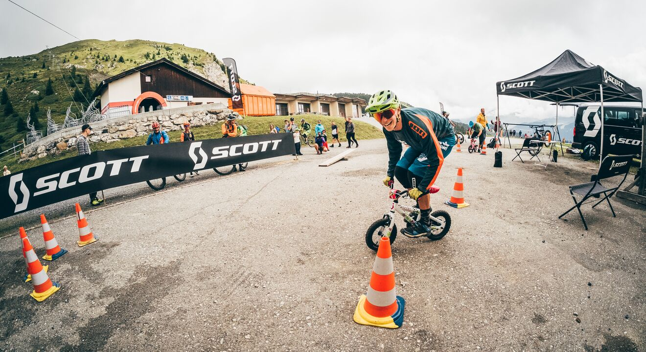 Mini-Bike-Challenge | © Christoph Bayer / ENDURO Mountainbike Magazine