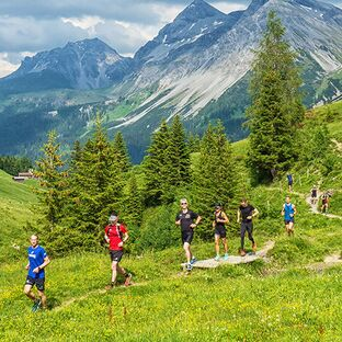 Trailrunning Camp Arosa | © Ochsner Sport