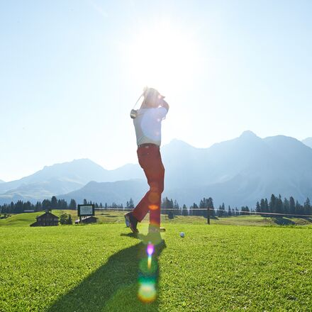 Golf Arosa | © Nina Mattli