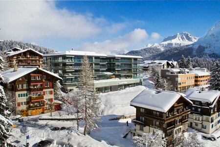 Eden Mountain Resort | © Arosa Exklusiv