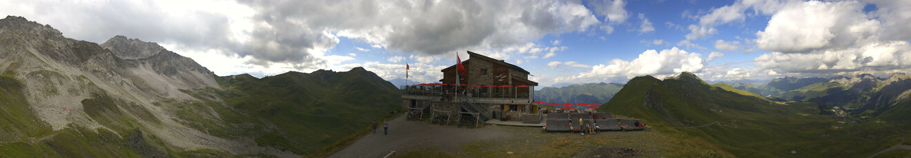 Bergstation Hörnli - Arosa